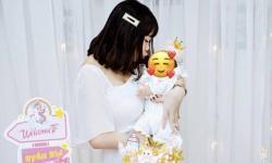 Chi Bé - bạn thân Linh Ka bất ngờ công khai việc sinh con ở tuổi 18