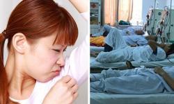 5 mùi cơ thể phát ra cảnh báo các vấn đề sức khỏe, người hôi hám cẩn thận suy thận nặng