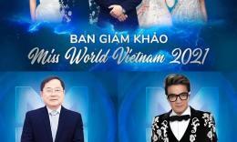 Đàm Vĩnh Hưng bị phản đối chấm thi Miss World Vietnam 2021